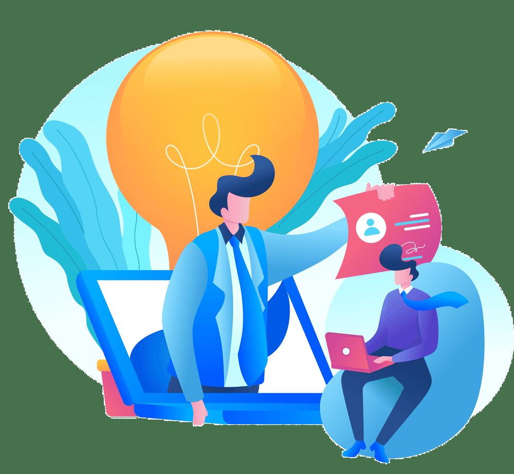 MVP.dev Add On Services Illustration