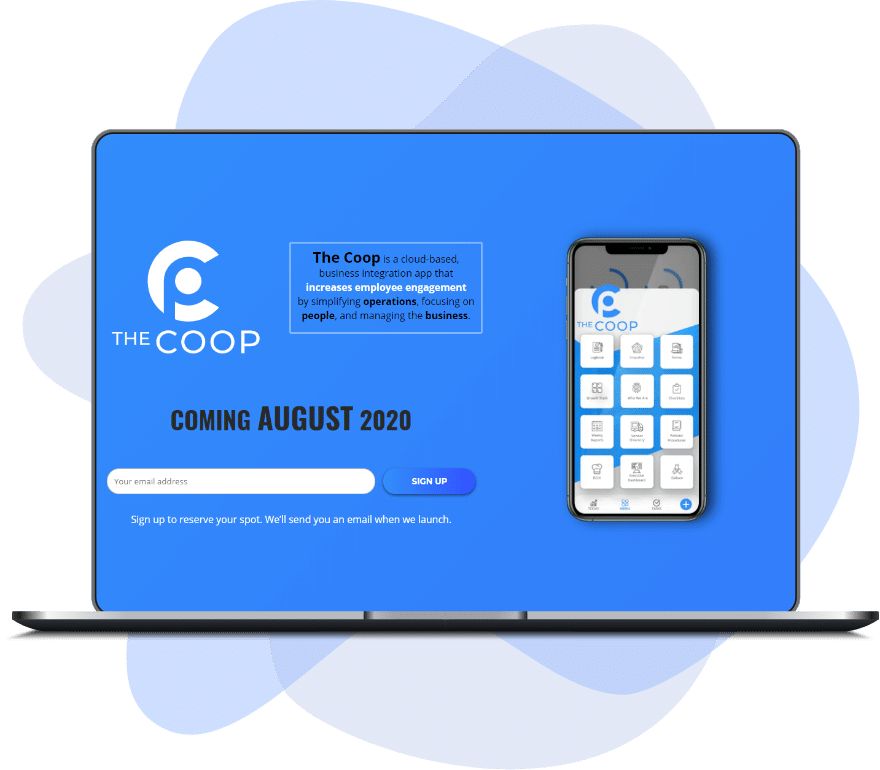 The Coop Application