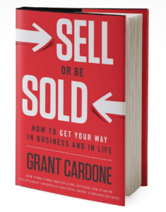 MVP.dev reads: Sell or Be Sold by Grant Cardone