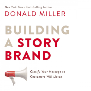 MVP.dev reads: Building a story brand by Donald Miller