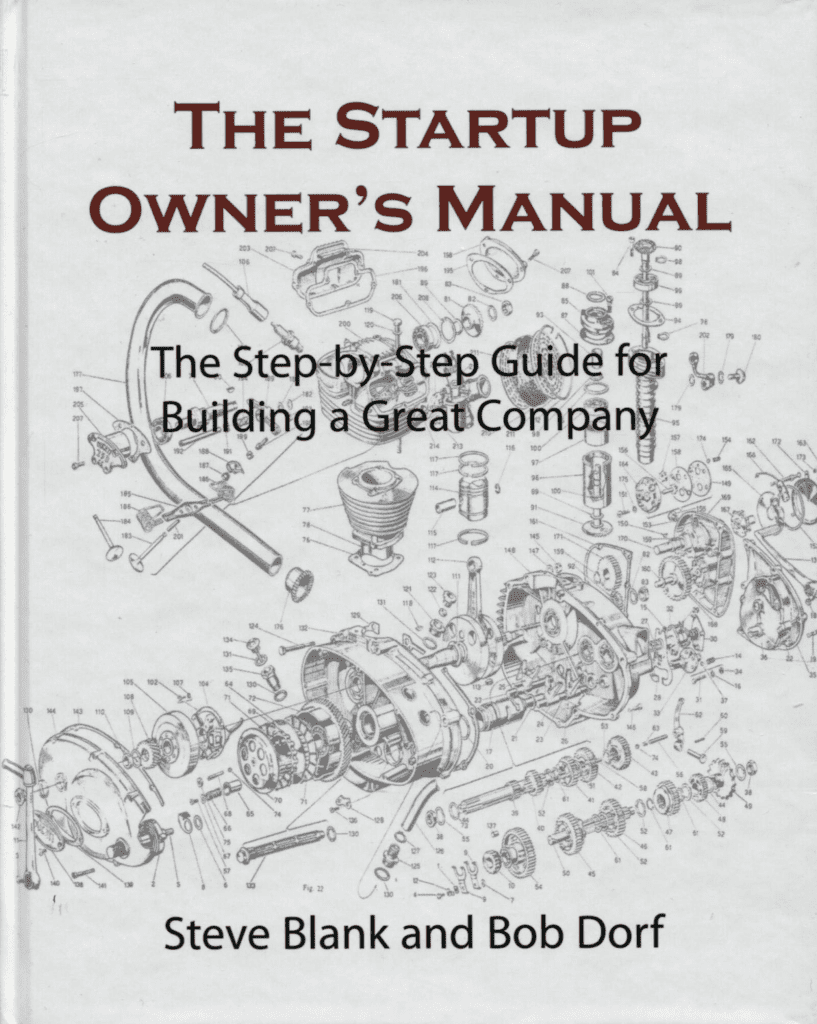 MVP.dev reads: The Startup Owner's Manual by Steve Blank by Steve Blank and  Bob Dorf | MVP.dev – Awesome MVP Apps Built Quickly for Startup Founders